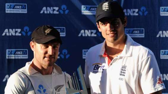 England vs new zealand 1st test match