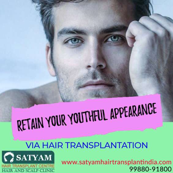 Hair transplant procedure