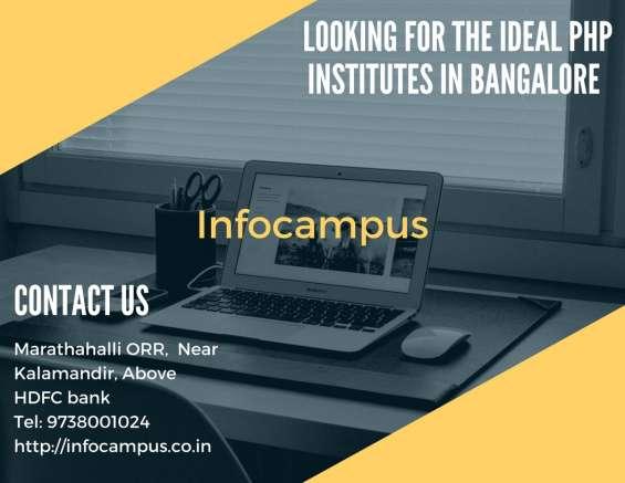 Php training institutes in bangalore