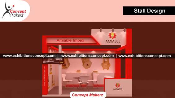 Exhibition stand builders company @@9999696485