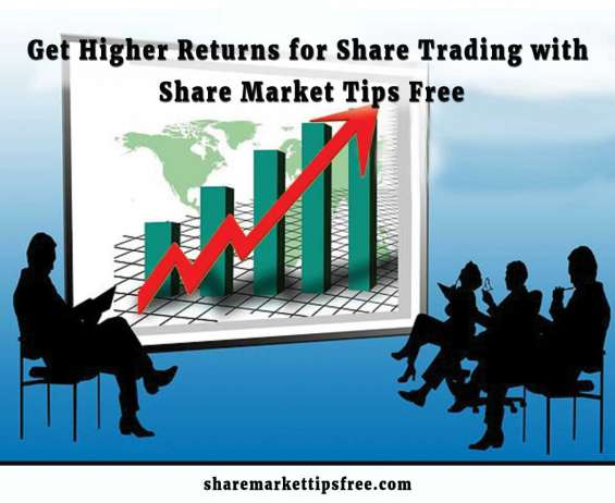 Get higher returns for share trading with share market tips free