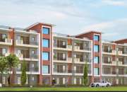 2 bedroom luxurious floors  in gillco palms in mohali,sector-115
