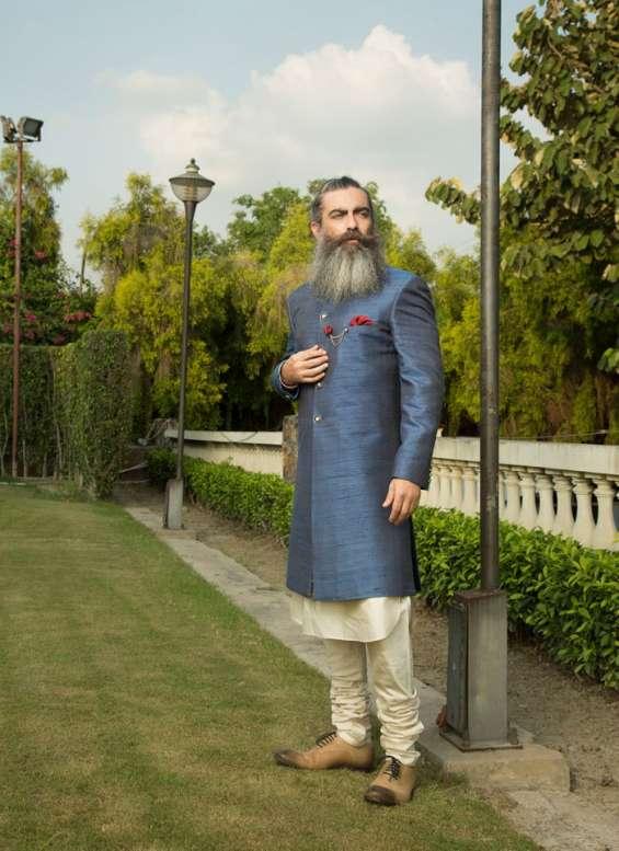Pictures of Indo western dresses for men - bonsoir 6