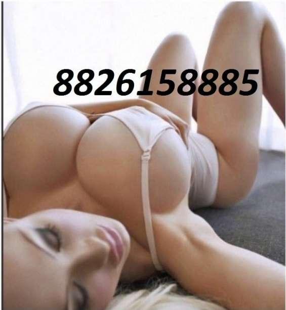 Saket escort service call