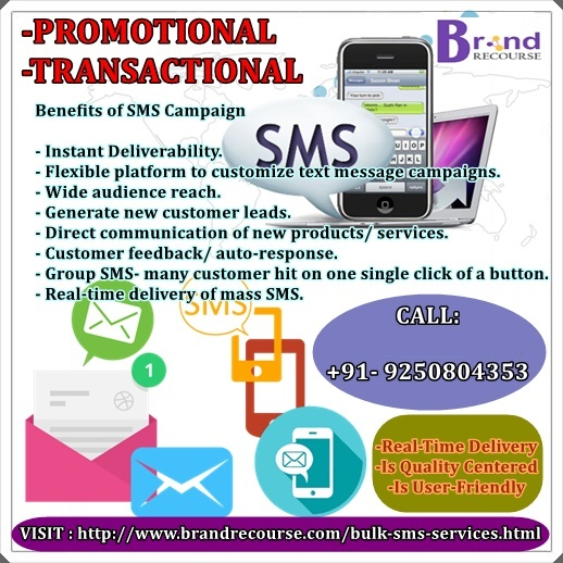 Pictures of Bulk sms marketing services at brand recourse 3