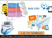 Bulk Sms Marketing Services at Brand Recourse
