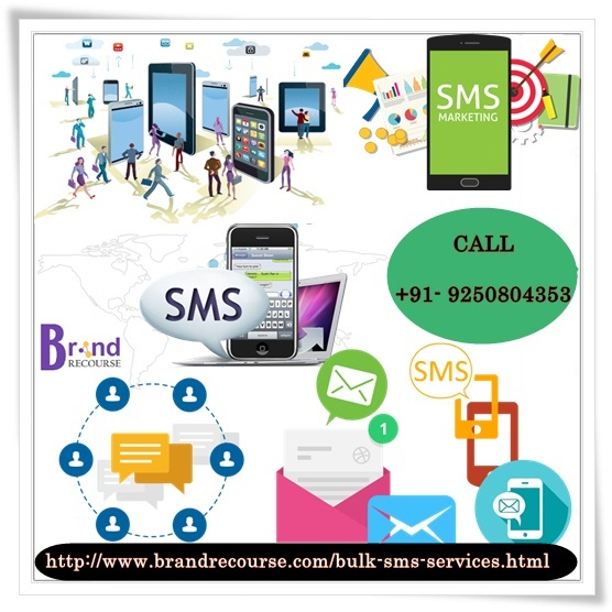 Pictures of Bulk sms marketing services at brand recourse 2