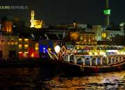 Call +91-9810602899 and have best Dhow Cruise Dinner in Dubai