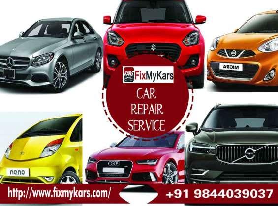 Car repair and services bangalore