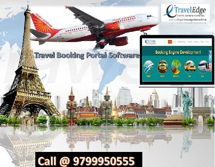 Travel booking software business in india