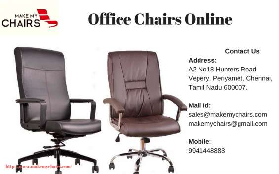 Office chairs online in chennai | office furniture online chennai