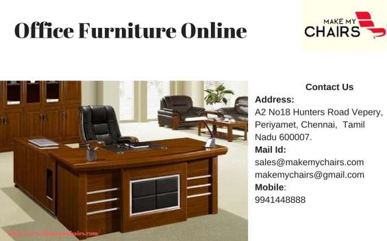 Office furniture online | chairs & furniture for office online in chennai