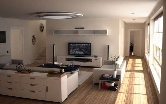 Get 5 bhk semi furnished flats for rent in south delhi