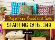 Best online deal on bedsheet sets!