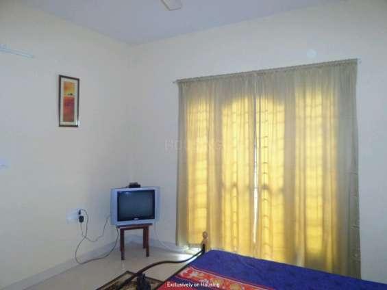 Kr puram - fully furnished 1bhk / studio flats for rent dr