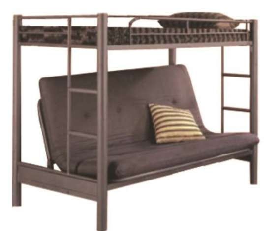 Ferretti bunk bed can make a excellent option for your kids room as it increases the fun during bed time and clean contemporary design that will compliment any room decor