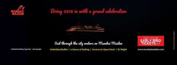 Luxury floating restaurants in mumbai