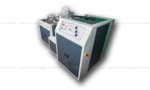 Semi automatic paper cup making machine - naga machines