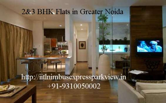 Best 2&3 bhk flats in greater noida