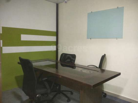 Fully furnished call center 5 seats to 60 seats available