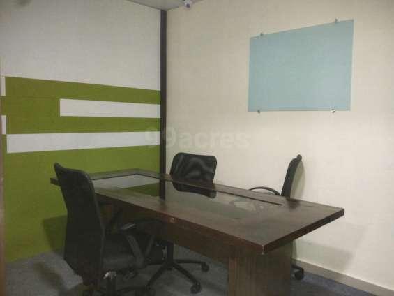 Plug & play # call center # bpo # kpo # it# office space # available