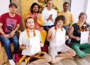 100 Hour Yoga Teacher Training In Rishikesh, India