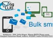 Bulk sms services for customer relationship management