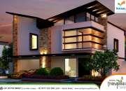 High Range Villas for Sale in Kismatpur Off Appa Junction-Ramkytranquillas
