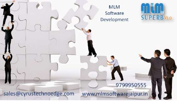 Mlm software jaipur, india| multi-level marketing software development