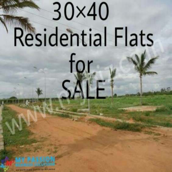 : sites for sale at anekal- 6lacs-e-khatha with club house