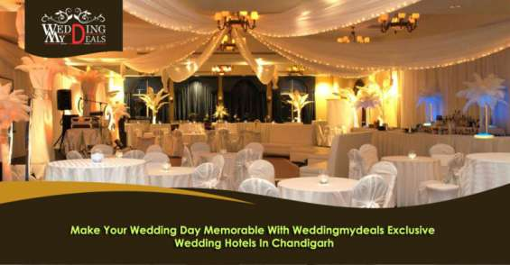 Wedding hotels in chandigarh