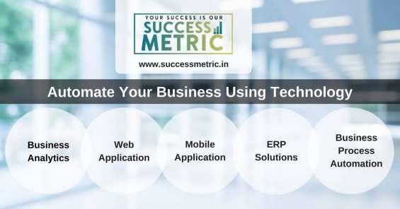Business consulting | analytics & web development | successmetric