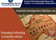 Skilled nominated visa Australian immigration 190 ap immigration