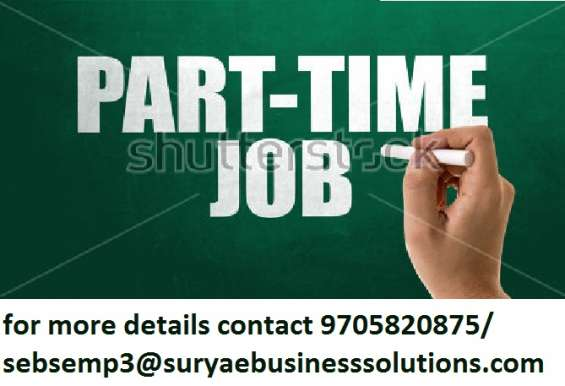 Great opportunity for you to do home based work