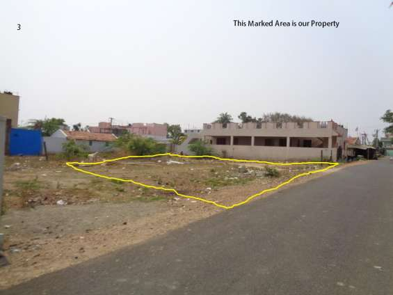 Residential land for sale kalapatti