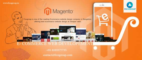 Magento development services india