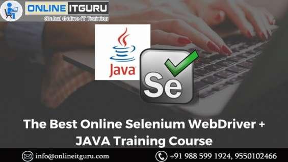 Selenium online training | selenium online training bangalore
