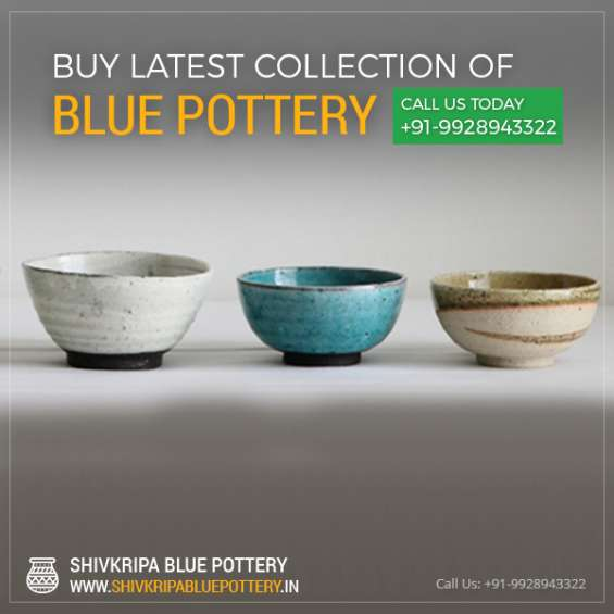 Shivkripa is the biggest manufacturer of blue pottery murals in india. blue pottery- have been also active in the exporter of blue pottery bowl, blue pottery plates, blue pottery murals, handmade blue pottery in india.