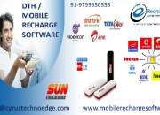 Become a Unique Provider of Online Recharge Software Services by eRecharge Bytes