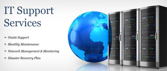 Best it support & services center in bangalore