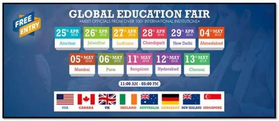 Education fair venue