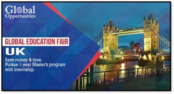 Uk education fair