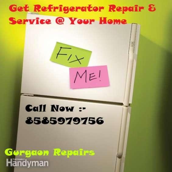 Refrigerator repair1