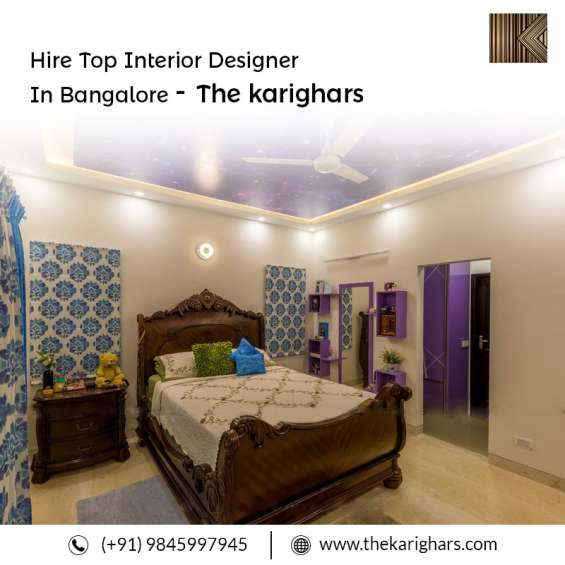 Leading luxury interior designers in bangalore - thekarighars