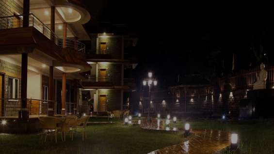 One of the most exclusive holiday destination and one of the best hotel in dharamshala.