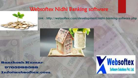 Nidhi company banking software in bangalore