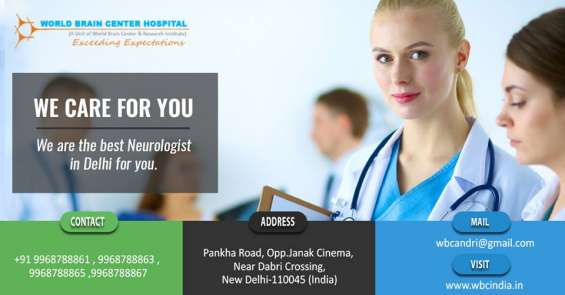 Best neurosurgeon in delhi