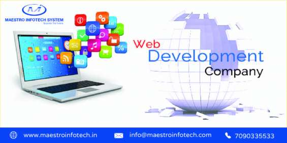 Best website designing company in bangalore - maestro infotech system