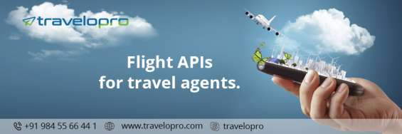 Flight api | travelopro
