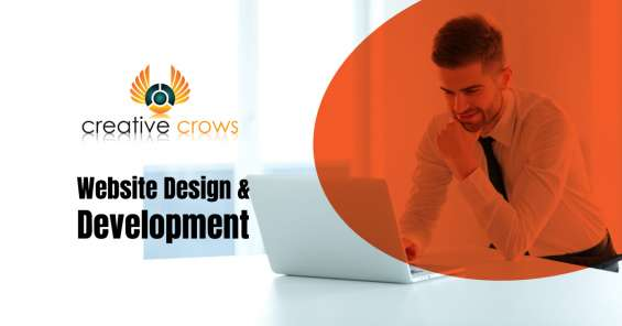 Hurry!! get 40% off today creativecrows web & app developers,seo specialists